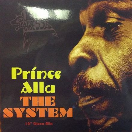 Prince Alla - The System / The Psalms - Revelation Time (Soul Of Anbessa) UK 12""
